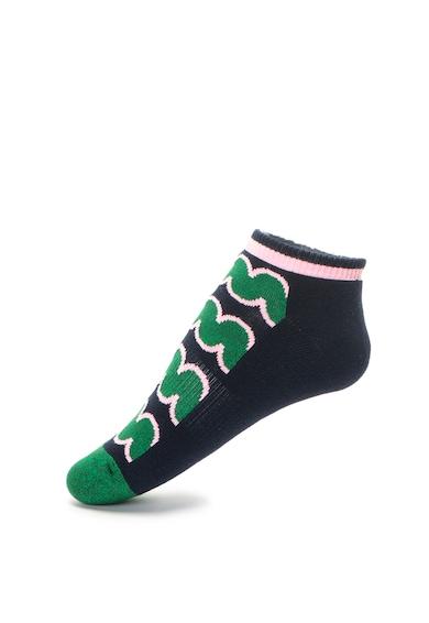 Happy Socks Унисекс спортни чорапи до глезена, с десен Жени