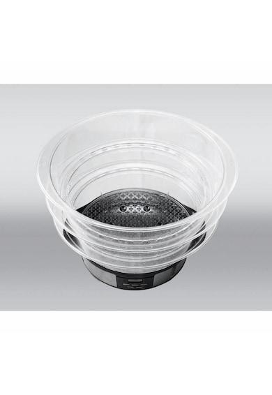 Heinner Aparat de gatit cu aburi  Master Collection , 1000 W, 12 l, Argintiu/Negru Femei