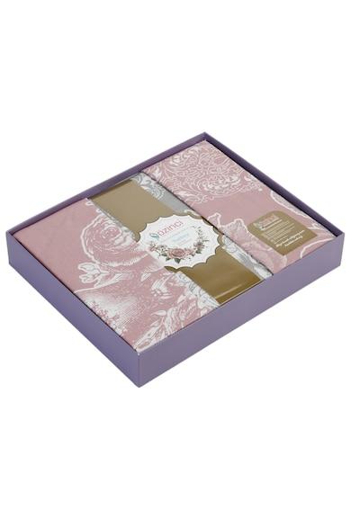 Pearl Home Спален комплект  100% памук ранфорс, 200x220 см, Многоцветен Мъже
