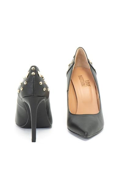 Love Moschino Обувки от еко кожа, с капси Жени