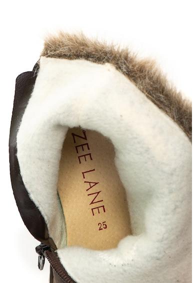 Zee Lane Cizme medii de piele intoarsa Baieti