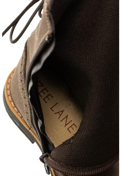 Zee Lane Cizme medii de piele intoarsa, cu detalii perforate Baieti