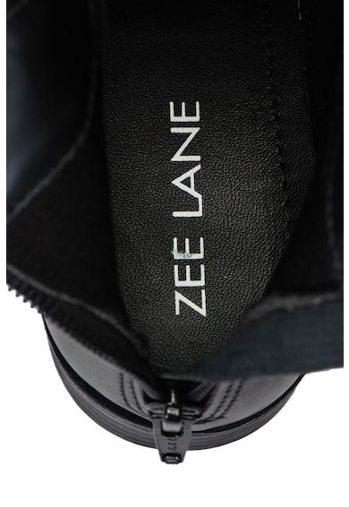 Zee Lane Elisa bőr bokacsizma női