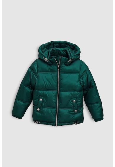 7d4e5402eb Vízlepergető kapucnis kabát - NEXT (519383-GREEN)