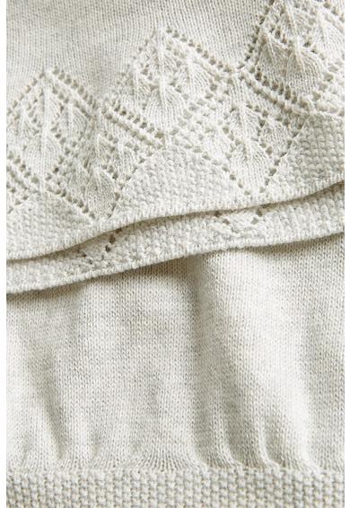 NEXT Bővülő fazonú kötött ruha Lány