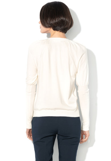 Stefanel Плетен пуловер с ръкави реглан Жени