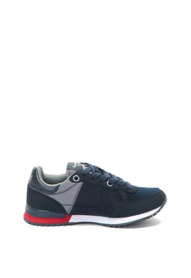 Pepe Jeans London Спортни обувки Sydney с еко велур Момичета