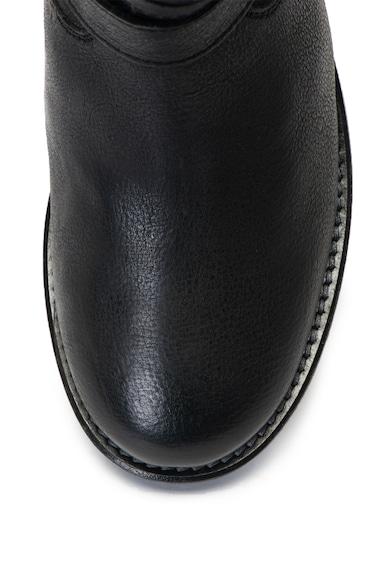 Pepe Jeans London Боти Maddox с кожа Жени