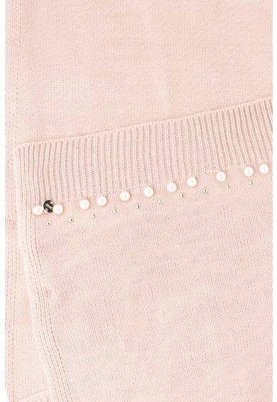 Liu Jo Kötött sál gyöngyházfényű gyöngyökkel női