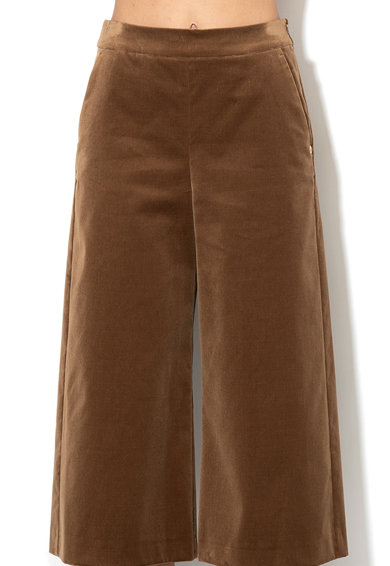 Pennyblack Pantaloni culotte de catifea Lariano Femei