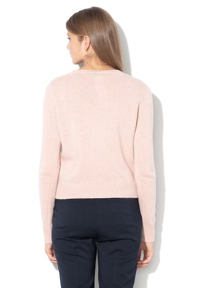 Pennyblack Вълнен пуловер Oltre с лого Жени