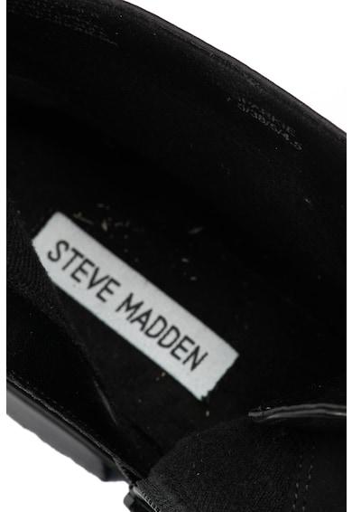 Steve Madden Sparkie rövid szárú bőrcsizma szegecsekkel női