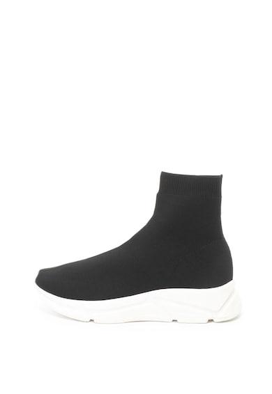 Steve Madden Pantofi sport inalti de material textil Bitten Femei