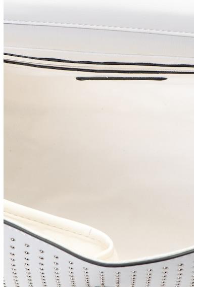 Steve Madden Geanta de piele ecologica, cu bareta de umar si decorata cu nituri Ace Femei