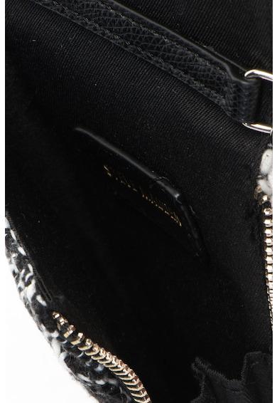 Steve Madden Geanta crossbody din tuid, decorata cu perle sintetice Lopep Femei