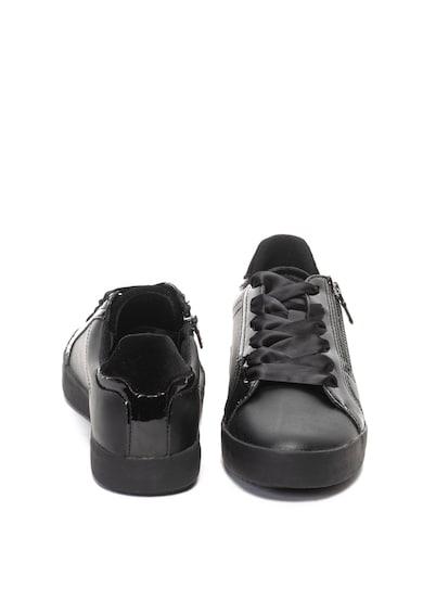 Geox Спортни обувки Blomiee от еко кожа с кадифе Жени