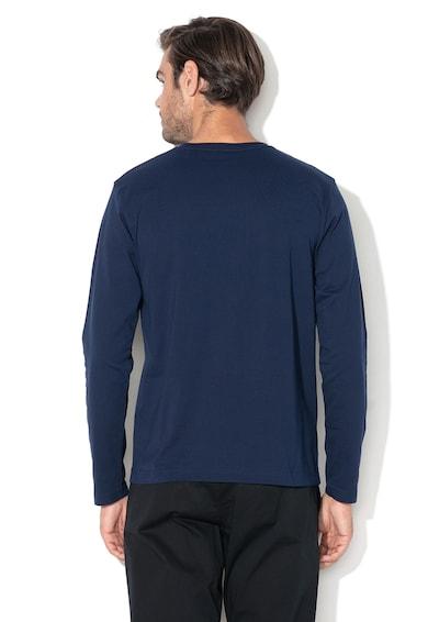 Gant Bluza regular fit cu logo brodat pe piept The Original Barbati