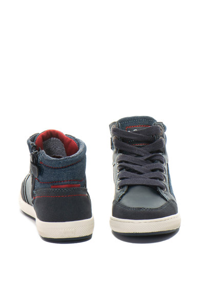 Levi's Kids Pantofi sport mid-high de piele ecologica Madison Baieti