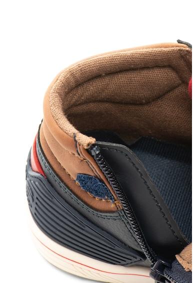 Levi's Kids Pantofi sport de piele ecologica Portland Baieti