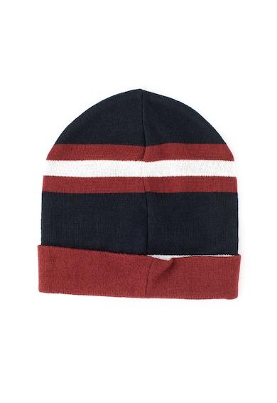 Guess Caciula elastica tricotata fin, cu logo Barbati