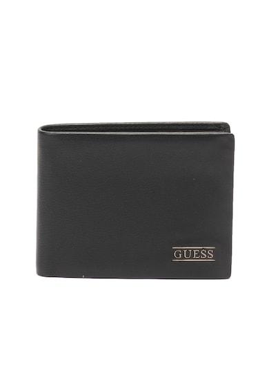 Guess Кожен портфейл с двойно прегъване Мъже