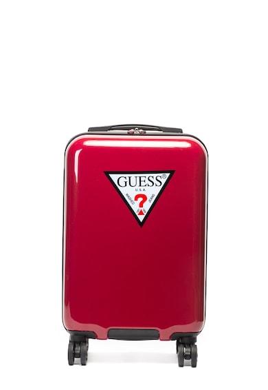 Guess Icon kézipoggyász méretű bőrönd női