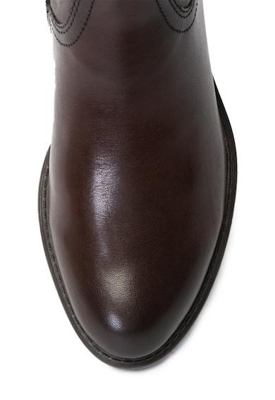 Bőr és műbőr hosszú szárú csizma - Tamaris (1-1-25511-21-304) feb78d310b