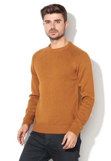 Jack&Jones Prash kerek nyakú kötött pulóver férfi