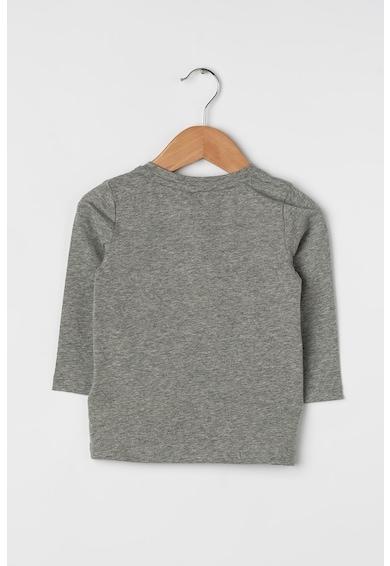 NAME IT Блуза Ramte от органичен памук и с апликация Момчета