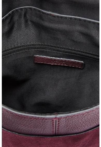 NEXT Nyersbőr keresztpántos táska női
