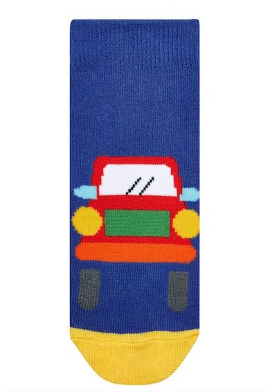 NEXT Autómintás rövid zokni szett - 7 pár Fiú
