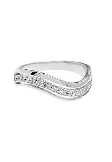 NEXT Kristályos gyűrű női
