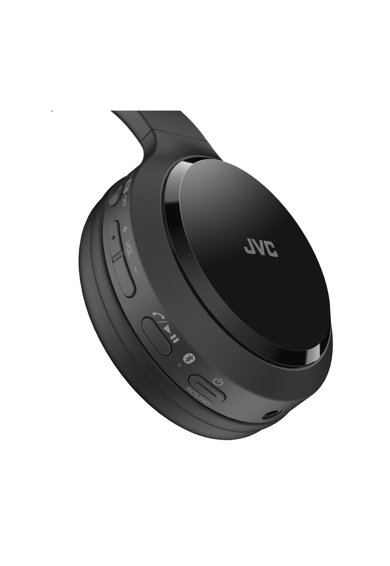 JVC Casti over ear  HA-S80BT-BE, Noise Canceling, Bluetooth, Negru Femei