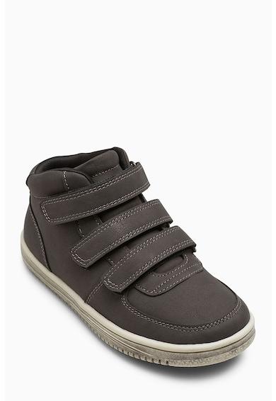 NEXT Tépőzáras középmagas szárú műbőr sneakers cipő Fiú