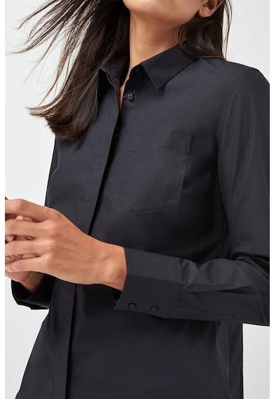 NEXT Camasa cu buzunar aplicat pe piept Femei