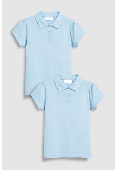 NEXT Set de tricouri polo - 2 piese Fete