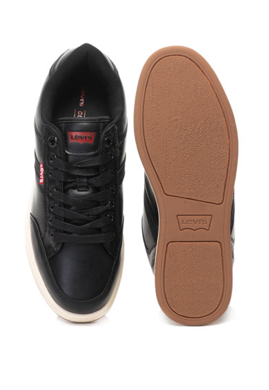 Levi's Pantofi sport de piele ecologica Barbati