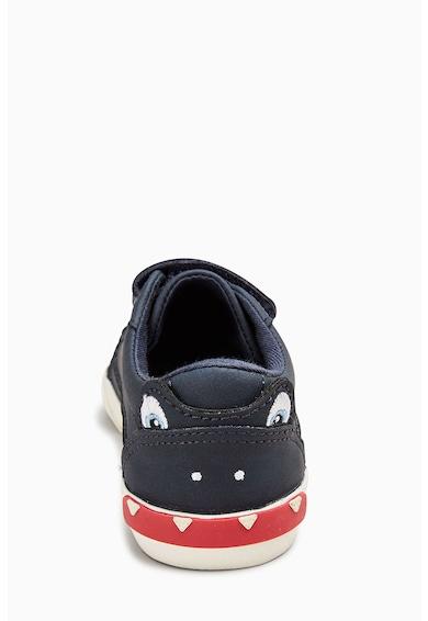 NEXT Tépőzáras műbőr sneakers cipő Fiú