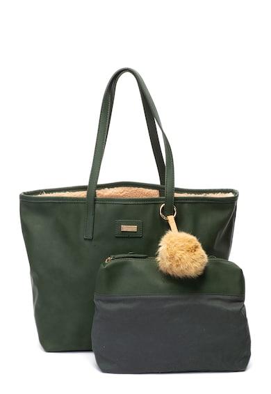 Camomilla Geanta shopper de piele ecologica Vicky Femei