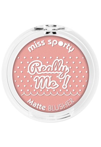 Miss Sporty Set  Atelierul de machiaj: Paleta de farduri, Blush, Fond de ten, Kit sprancene, Fard de pleoape, Gloss de buze, Lac de unghii Femei
