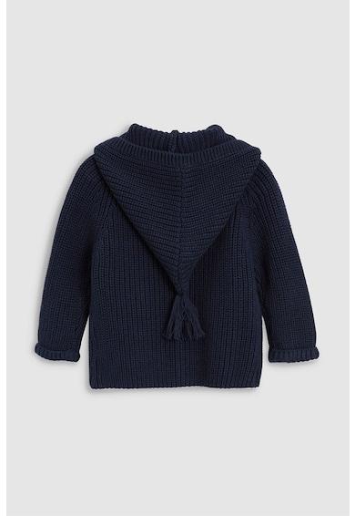 NEXT Плетена жилетка с качулка Момичета
