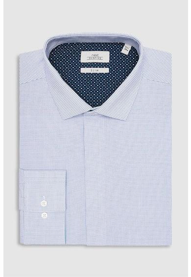 NEXT Риза с десен на точки Мъже