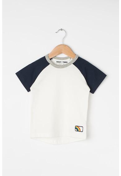 NEXT Set de tricouri cu detalii conrastante - 3 piese Fete