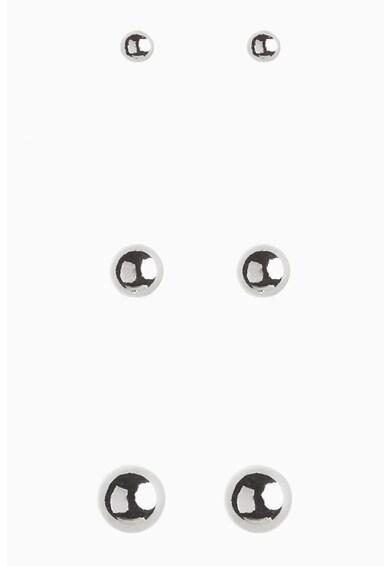 NEXT Sterling ezüst fülbevaló szett, 3 pár női