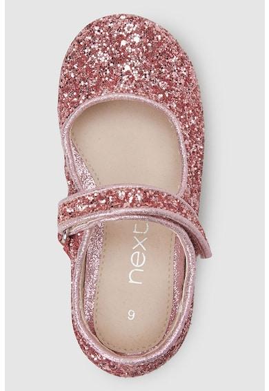 NEXT Pántos cipő csillámos hatással Lány