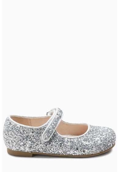 NEXT Csillámló pántos cipő Lány