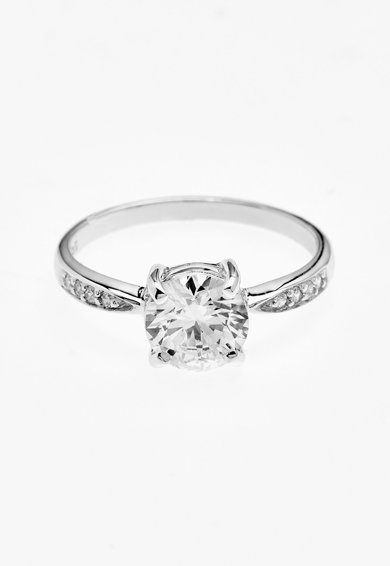 NEXT Ezüstgyűrű női