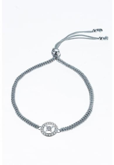 NEXT Sterling ezüst karkötő kristályos díszítéssel női