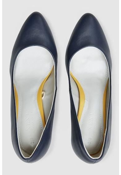 NEXT Pantofi cu varf migdalat si model crocodil Femei