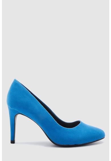 NEXT Pantofi de piele intoarsa sintetica cu varf migdalat Femei